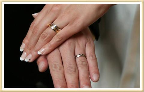 世界に一つだけの婚約・結婚指輪